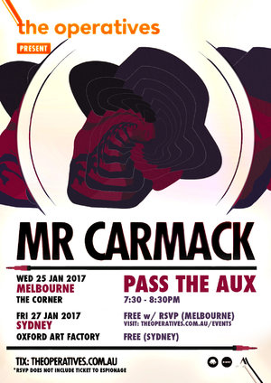 Pass The Aux with Mr Carmack
