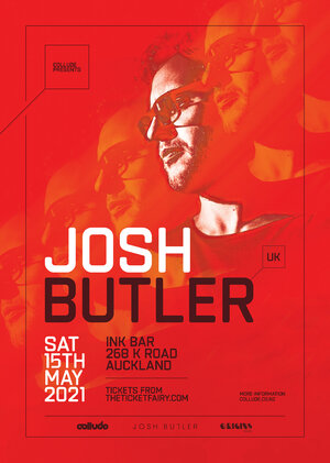 Collude Presents - Josh Butler (UK) photo