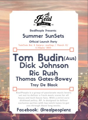 RealPeople Presents: Summer SunSETS ft. Tom Budin (AUS)
