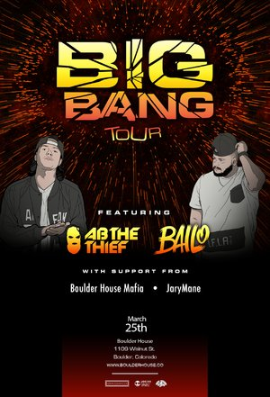 A.N. presents AB the Thief x Bailo