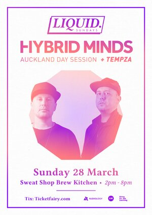 Liquid. Sundays ft. Hybrid Minds (UK) | Day Session