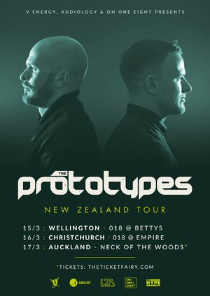 A Night of Drum & Bass ft. The Prototypes (UK)