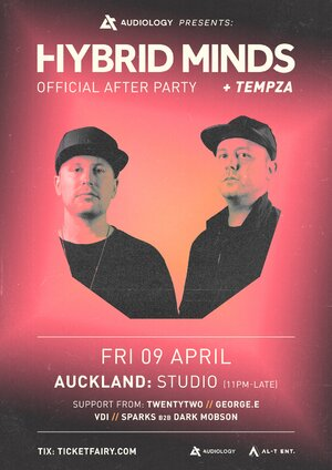 Hybrid Minds Afterparty | Auckland photo