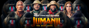 Drive In At The Park - -Jumanji: The Next Level - Culver City