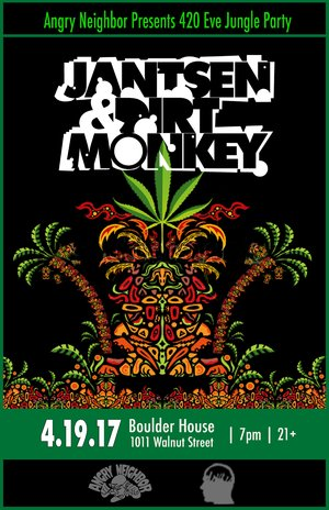 4/20 eve w/ Jantsen B2B Dirt Monkey photo