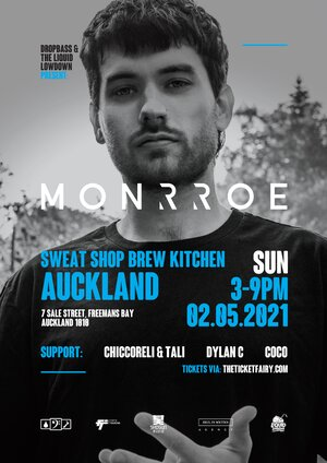 DBNZ and LL  present: Monrroe (UK) Day Party