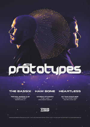 Bass Drop Presents The Prototypes photo