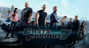Drive In At The Park  - Fast & Furious 7 - Castaic Lake
