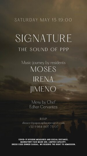 Signature - The sound of PPP photo