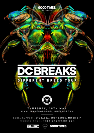DC Breaks Different Breed Tour - Queenstown