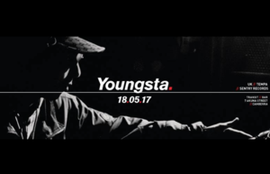 Youngsta (Tempa / UK) - Canberra