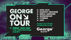 George on Tour : Auckland (North)