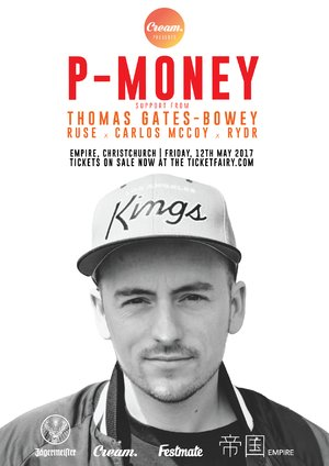 P Money - Christchurch photo
