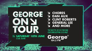 George on Tour : Palmerston North