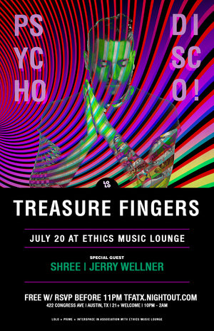 Ethics Presents: Treasure Fingers