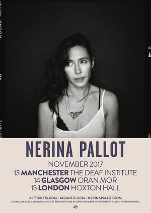 DHP Presents: Nerina Pallot