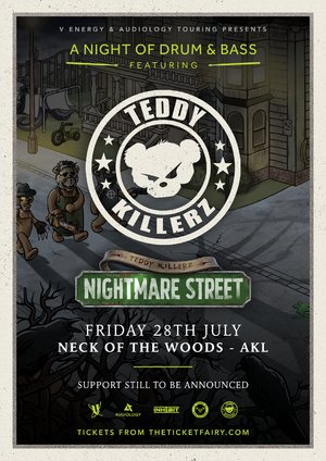 A Night of Drum & Bass ft. Teddy Killerz (Ram Records)