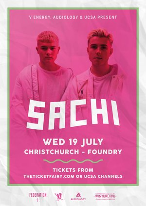 SACHI - Christchurch: ReOweek
