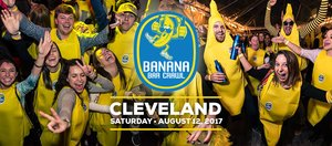 Banana Bar Crawl - Cleveland