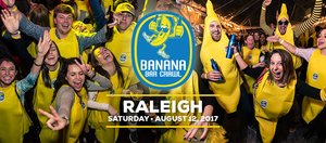 Banana Bar Crawl - Raleigh