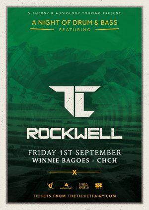A Night of Drum & Bass ft. TC & Rockwell - Christchurch photo