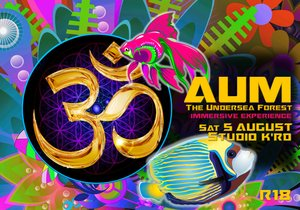 Aum Indoors - The Undersea Forest
