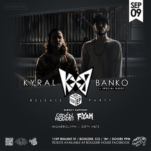 Kyral x Banko EP Release Party photo