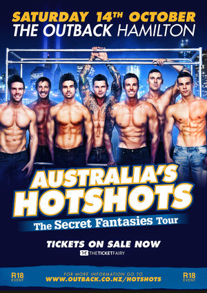 Sydney Hotshots at The Outback Inn photo