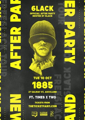 The Official After Party Hosted by 6lack