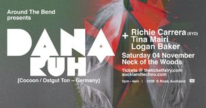 DANA RUH (Cocoon, Germany) @ Neck Of The Woods