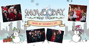 Snow Day Bar Crawl - Omaha photo