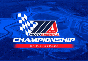2018 MotoAmerica: Championship of Pittsburgh photo