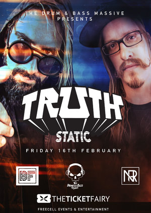 The Drum & Bass Massive Presents: TRUTH