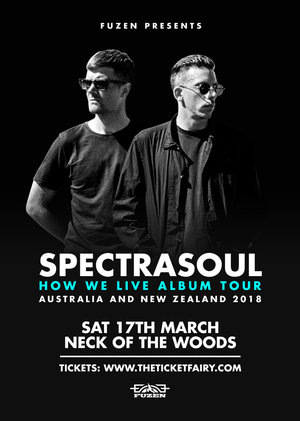 SPECTRASOUL - Auckland