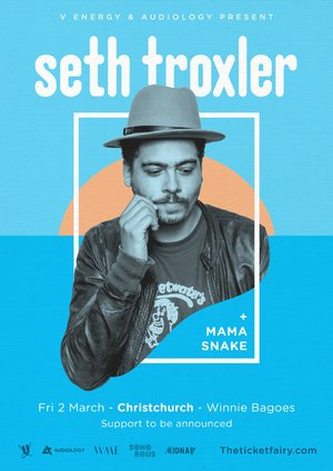 Seth Troxler (Christchurch) photo