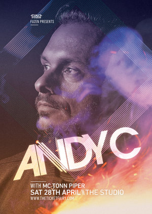 ANDY C - Auckland