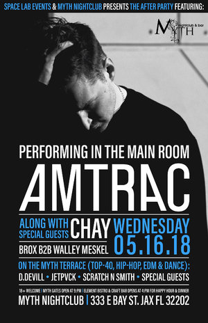 The After Party: Amtrac / Chay / Brox b2b Walley Meskel photo