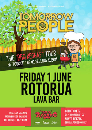 Tomorrow People - Rotorua