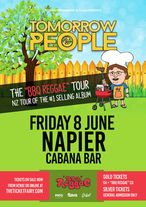 Tomorrow People - Napier photo