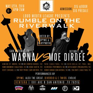 Loud Mouth League Presents Rumble On The Riverwalk