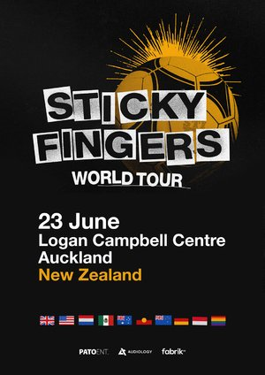 Sticky Fingers - Auckland