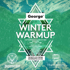 George FM's Winter Warm Up photo