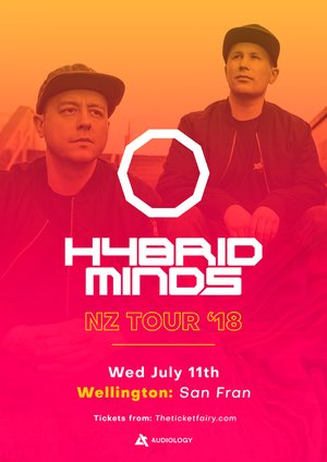 Hybrid Minds - Wellington photo