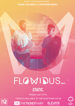 The Drum & Bass Massive presents: Flowidus (AUS)