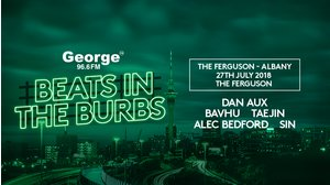 George FM's Beats in the Burbs: Albany