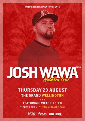 Josh Wawa - Wellington