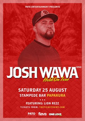 Josh Wawa - Papakura photo