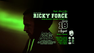 Headz are Rolling present: Ricky Force (Ireland)