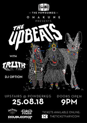 The Upbeats & Truth - Ohakune Winter Show!