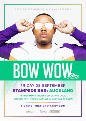 BOW WOW - Live In AUCKLAND photo